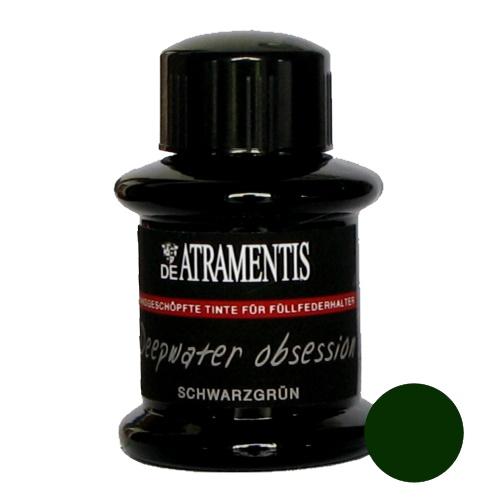 DeAtramentis Deepwater Obsession Schwarzgrün 45ml