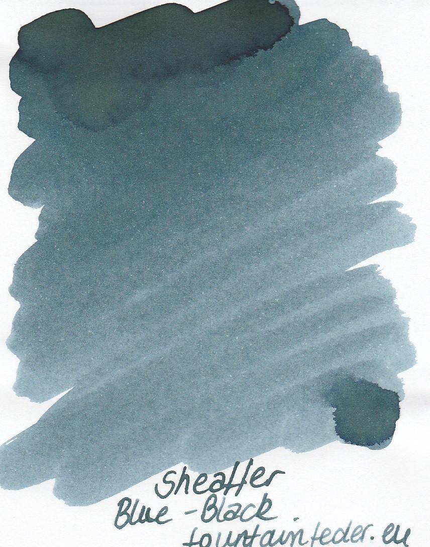 Sheaffer Blue Black Ink Sample 2ml